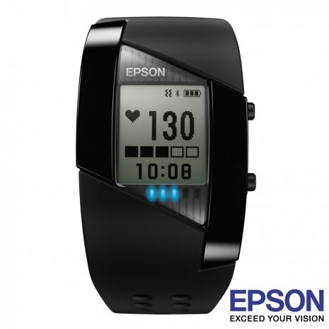 EPSON Pulsense 心率有氧教練PS- 500 (內建心率運動手錶)