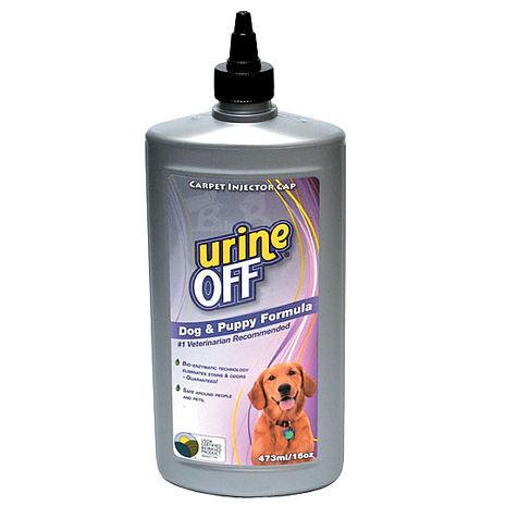 【Urine Off】消臭去污除尿劑16oz/尖頭噴射式/全犬適用