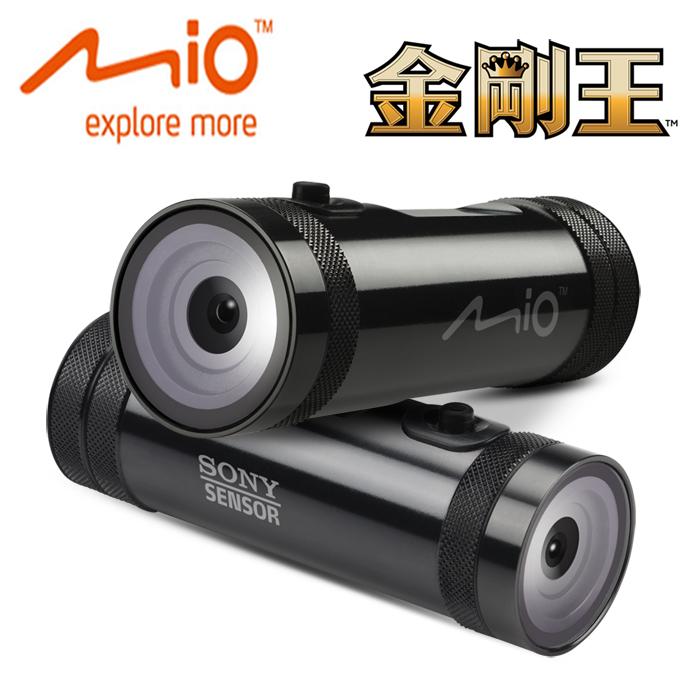 [過年促銷]Mio MiVue M550 金剛王機車專用SONY感光元件行車記錄器+16G記憶卡+螢幕擦拭布+防水車充線+手機矽膠立架