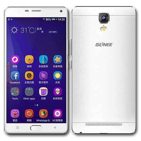 Gionee M5 plus 6吋八核心全網通華美智慧型手機