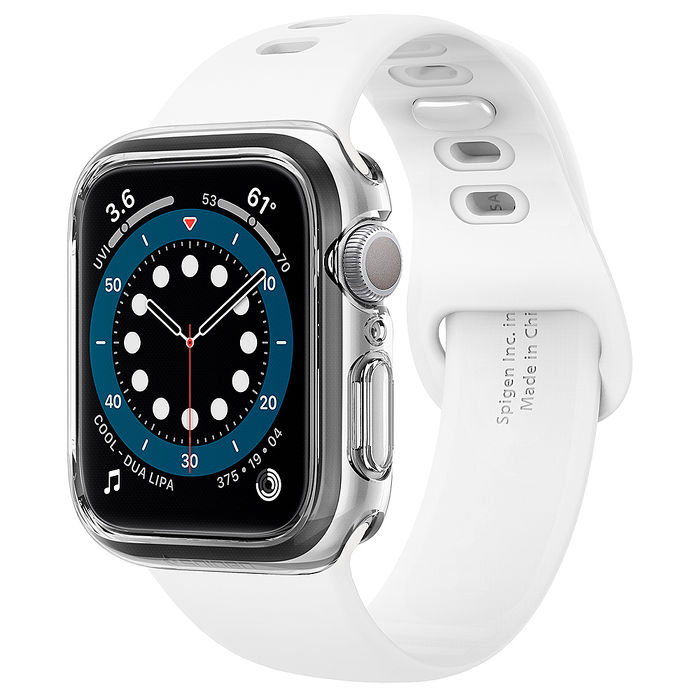 【APP搶購】SGP / Spigen Apple Watch Series 6/5/4/SE (44mm/40mm) Ultra Hybrid-防摔保護殼(晶