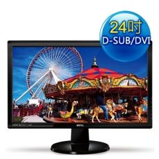 BenQ明基GL2450-FL 24型Full HD不閃屏+低藍光液晶螢幕