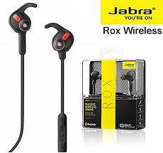【Jabra】ROX WIRELESS 藍牙耳機(黑/白)
