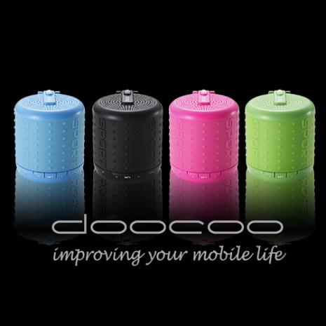 doocoo ibomb 藍芽無線喇叭 - 運動款式
