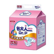 包大人全功能型成人紙尿褲L13片*6包/箱
