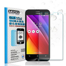 【MONIA 】華碩 ASUS ZenFone 2 Laser 5.5 / ZE550KL 日本頂級疏水疏油9H鋼化玻璃膜價格