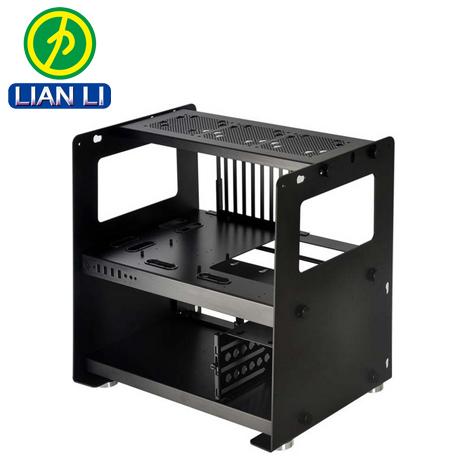 LIAN LI 聯力【PC-T80】黑 DIY 裸測架