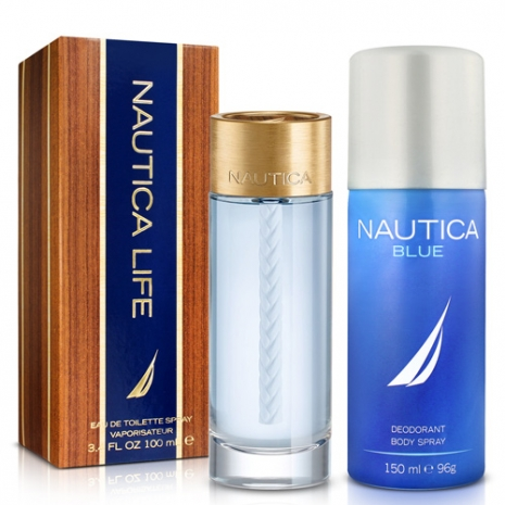 Nautica Life 航海生活 男性淡香水(100ml)-送品牌香氛小物