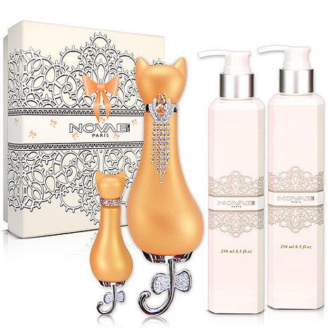 Novae 愛情神話歐若拉橘女性淡香精(50ml)-送香氛禮盒&紙袋+針管