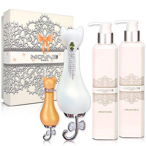 Novae 愛情神話維納斯白女性淡香精(50ml)-送香氛禮盒&紙袋+針管