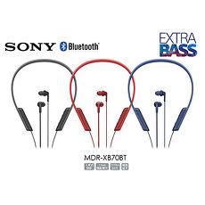 SONY MDR-XB70BT 重低音運動藍牙頸掛入耳式耳機