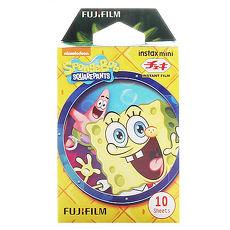 FUJIFILM mini (海綿寶寶) 歡樂-鳳梨屋篇 拍立得底片(3盒裝)