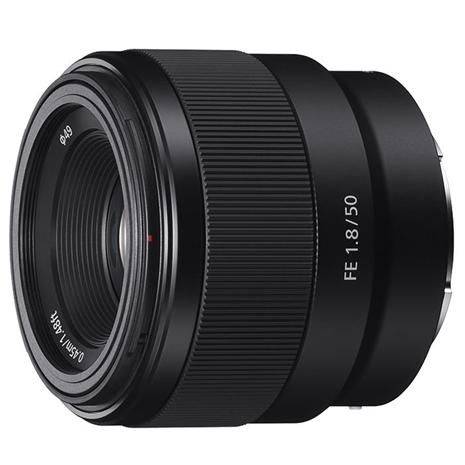 (公司貨)SONY FE 50mm F1.8 (SEL50F18F) 定焦鏡頭-送保護鏡(49mm)+拭鏡筆