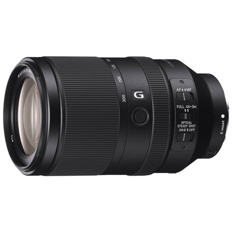 (公司貨)SONY G 鏡 FE70-300mm F4.5-5.6 G OSS (SEL70300G) 變焦鏡頭-送保護鏡(72mm)+拭鏡筆