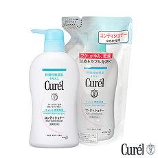 珂潤 Curel 溫和滋養潤髮乳420ml+補充包360ml價格