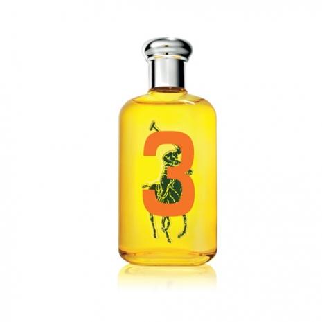 Ralph Lauren Big Pony 馬球 #3自在香氛  女性淡香水 tester 100ml
