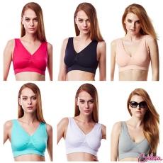 【搶】【Belvia貝薇雅】英國熱銷蕾絲美胸內衣6件組