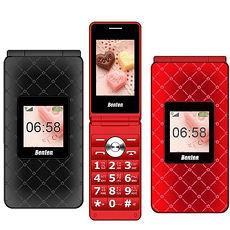 Benten W658  雙卡雙待銀髮3G手機(全配)