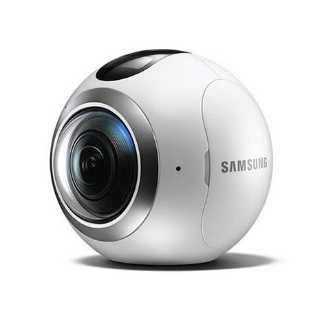 Samsung Gear 360 多功能智慧攝影機