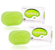 印度Medimix美秘使 手工香皂 -精粹寶貝皂125g二入