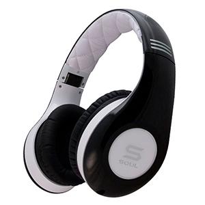 SOUL by Ludacris 高清隔音型SL300耳罩式耳機-白