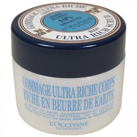 L'OCCITANE歐舒丹 乳油木保濕角質美體霜(200ml)