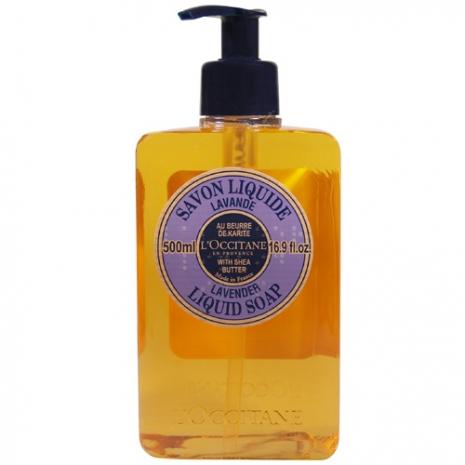 L'OCCITANE歐舒丹 乳油木薰衣草液式皂(500ml)