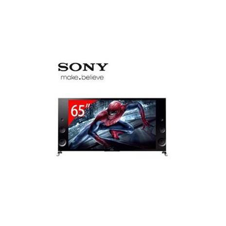 SONY 65型3D 4K智慧型連網電視 KD-65X9000B