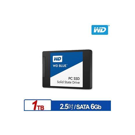 WD SSD 1TB 2.5吋固態硬碟