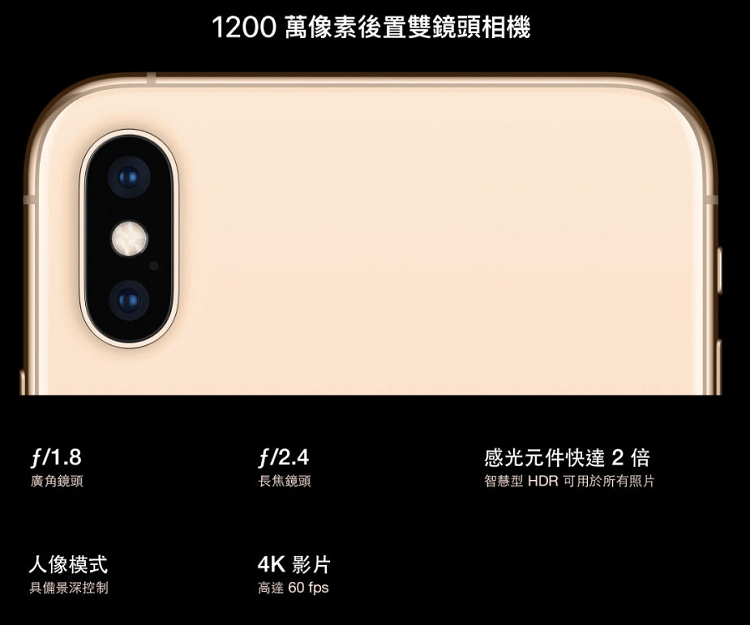 Apple iPhone XS Max 256G (银)