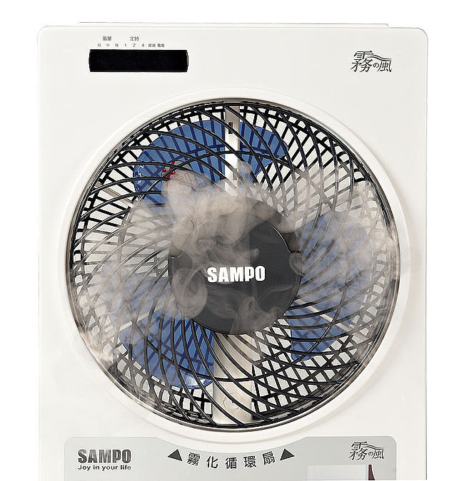 聲寶 10吋微電腦涼風霧化扇( SK-PA02JR)福利品