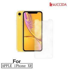 LUCCIDA Apple iPhone XR 9H防爆玻璃貼【霧面】