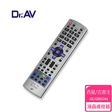 【Dr.AV】GE/GIBSON 西屋/吉普生 LCD 液晶電視遙控器(RC-1813D)