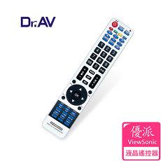 【Dr.AV】ViewSonic 優派 LCD 液晶電視遙控器(TN6066)