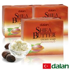 【土耳其dalan】乳油木果乳霜皂90gx3 三組共9顆超值組合