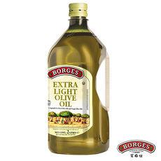 【西班牙BORGES百格仕】淡味橄欖油(2L/瓶)