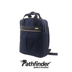 日本 Pathfinder 手提/後背 2-way 白領功能包(公爵藍)