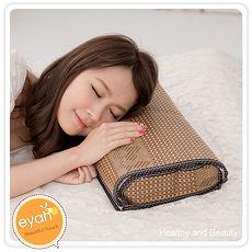 【eyah】雅藤清香茶葉枕(小型)1入