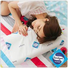 【Sanitized山寧泰】多功能抗菌吸濕排汗釋壓枕-2入組