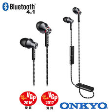 ONKYO E200BT (黑色)無線藍牙入耳式耳機