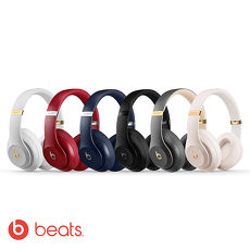 Beats Studio3 Wireless 耳罩式藍牙耳機(公司貨)