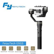 Feiyu飛宇 G5GS 三軸手持穩定器-Sony運動相機專用