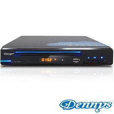【Dennys】DIVX/USB DVD播放器DVD-2100B