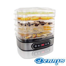 【Dennys】電子式定時恆溫蔬果烘乾機DF-2090S