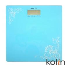 Kolin歌林 時尚玻璃電子秤 藍/白兩色KWN-SH01白色