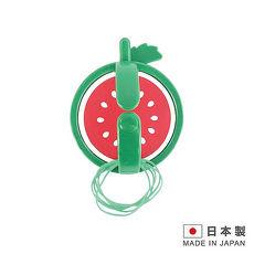 SERIER LAURE 日本製造 西瓜造型掛勾附橡皮筋 K-K028