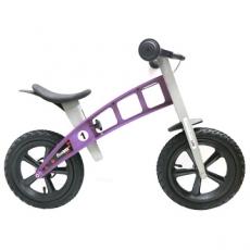 【FirstBike】德國高品質設計 寓教於樂-兒童滑步車/學步車(越野薰衣草紫)