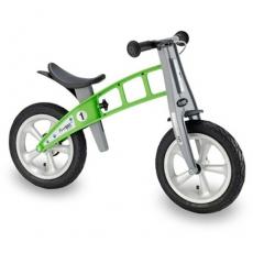 【FirstBike】 寓教於樂-兒童滑步車/學步車(青蘋果)