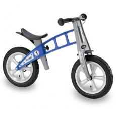 【FirstBike】德國高品質設計 兒童滑步車/學步車(帥氣藍)