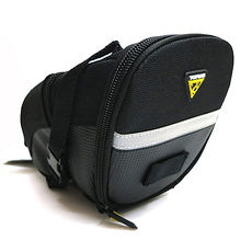 TOPEAK Aero Wedge Pack Large後座墊袋(大)_黑